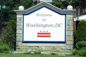 Welcome to Washington DC